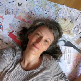 Profilový obrázok používateľa Elena Jamrich Hadvigová