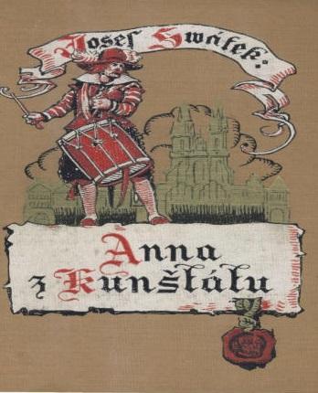 Anna z Kunstatu Svatek