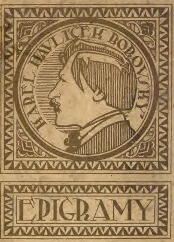 Borovsky Epigramy