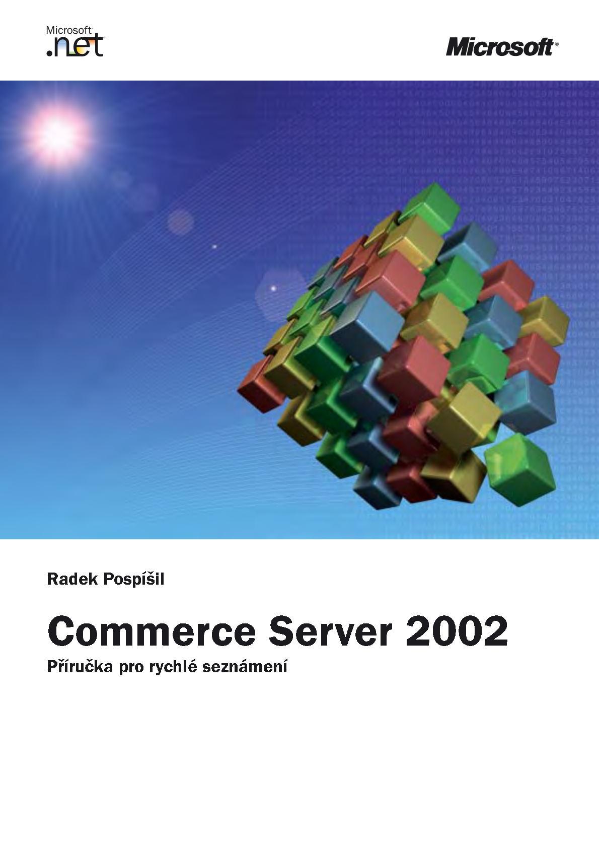 Commerce Server 2002