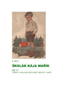 Školák Kája Mařík 4. díl
