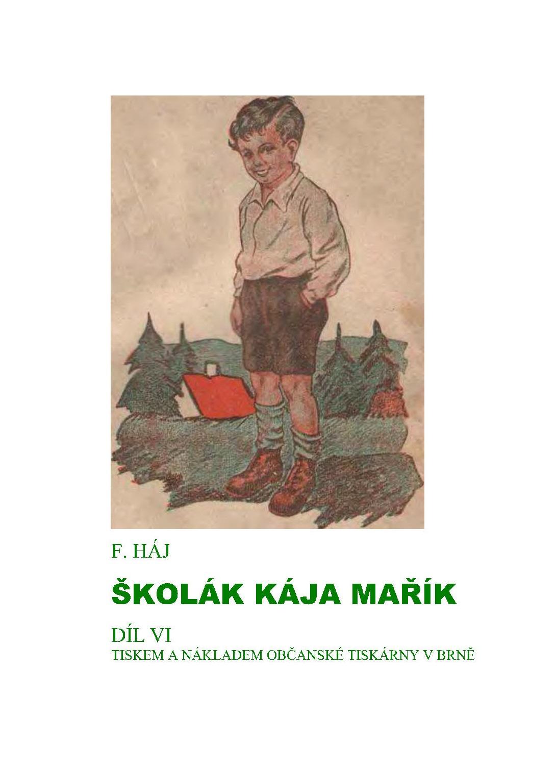 Školák Kája Mařík 6. díl
