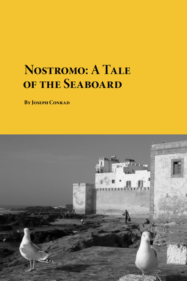 Nostromo A Tale of the Seaboard1