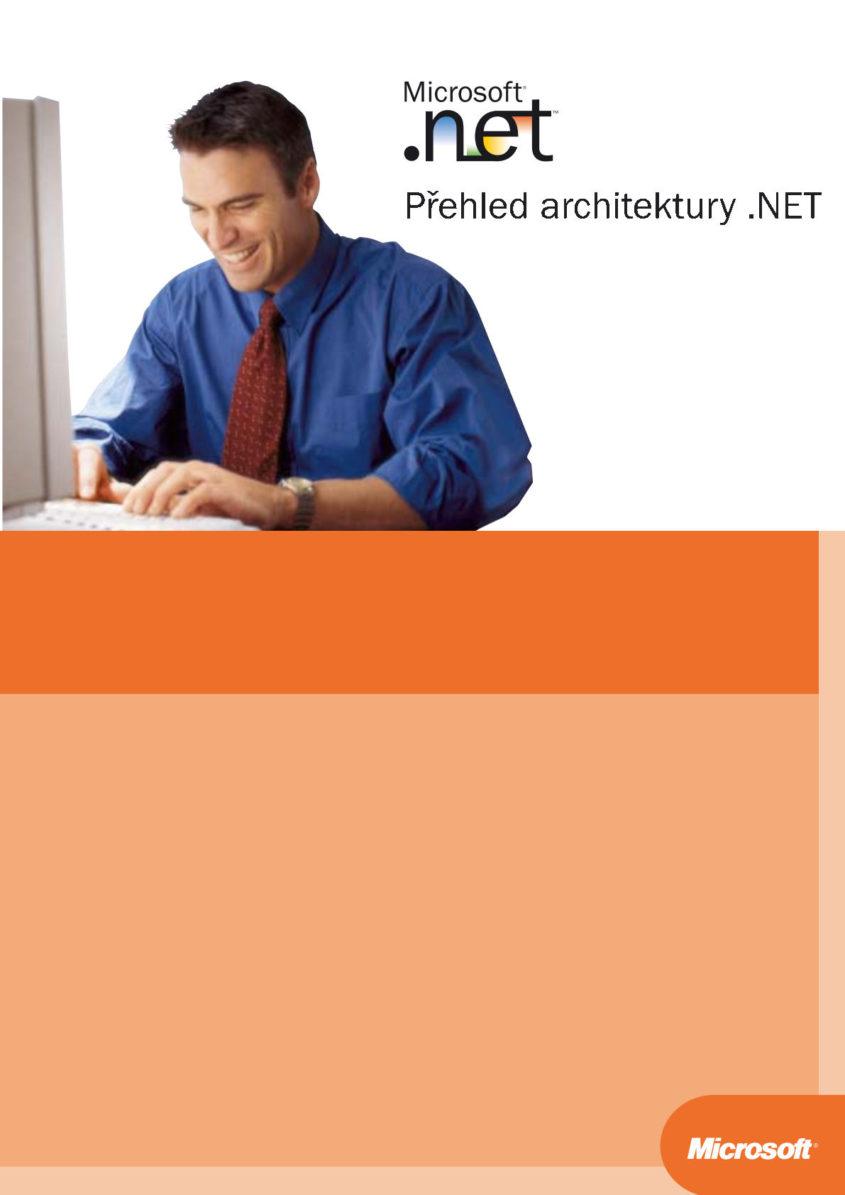 Prehled architektury NET
