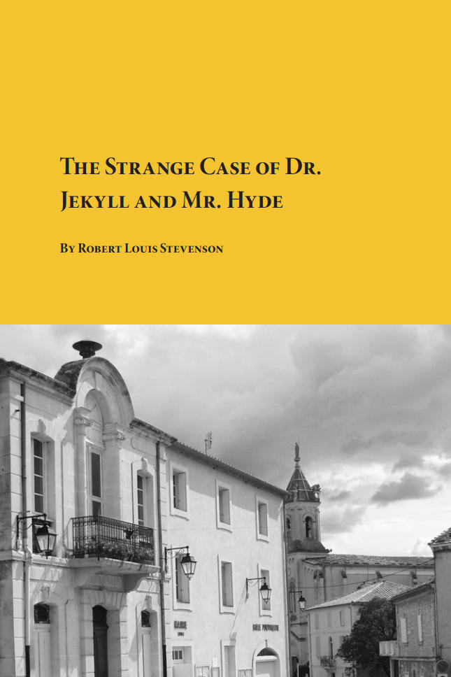 The Strange Case of Dr Jekyll 1
