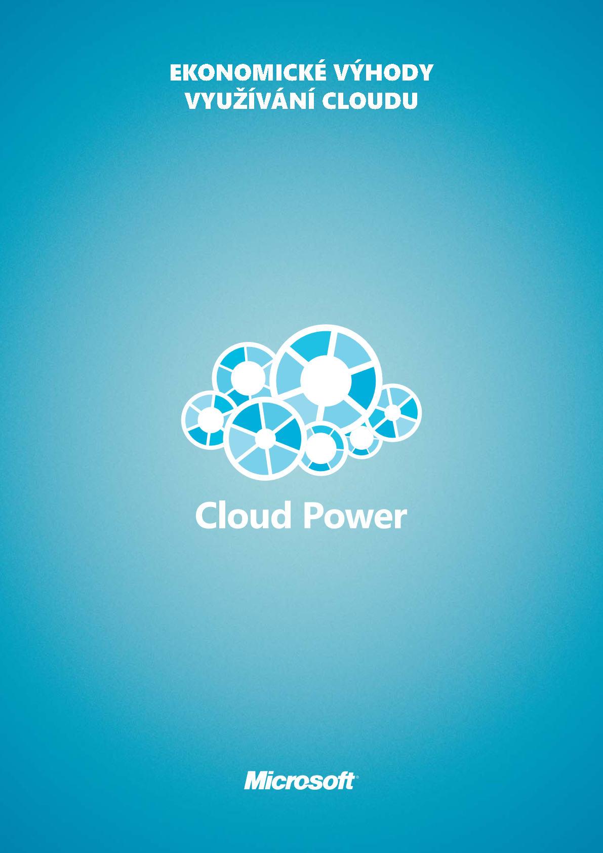 Vyhody vyuzivani cloudu