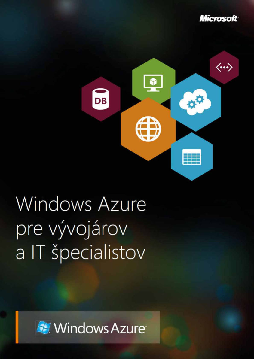 Windows Azure pre vyvojarov IT
