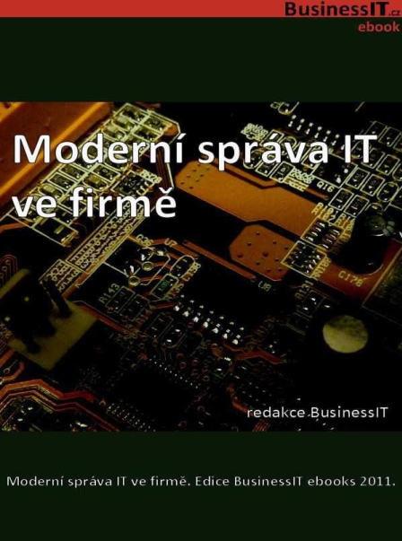 moderni sprava IT ve firme