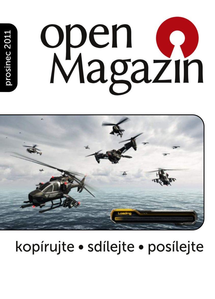 openMagazin 2011 12