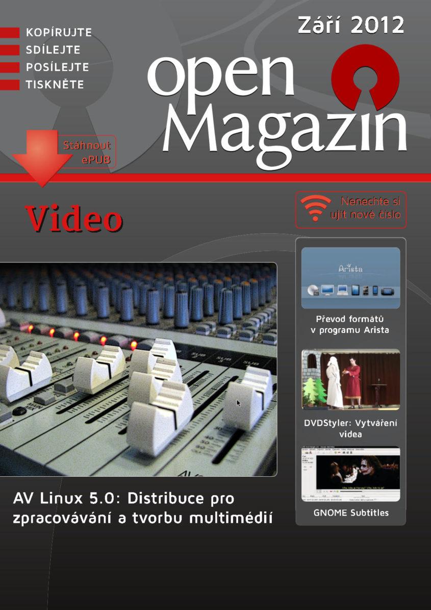 openMagazin 2012 09