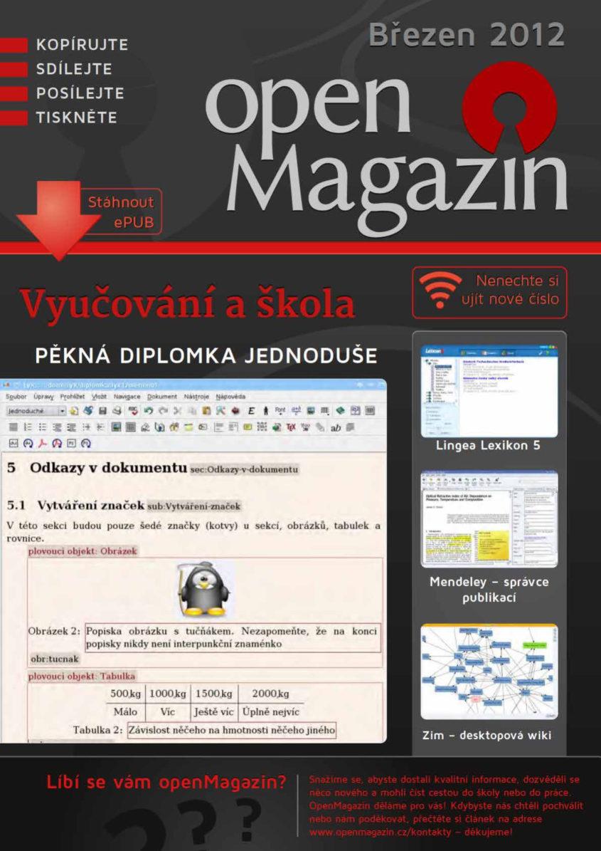 openMagazin 201203