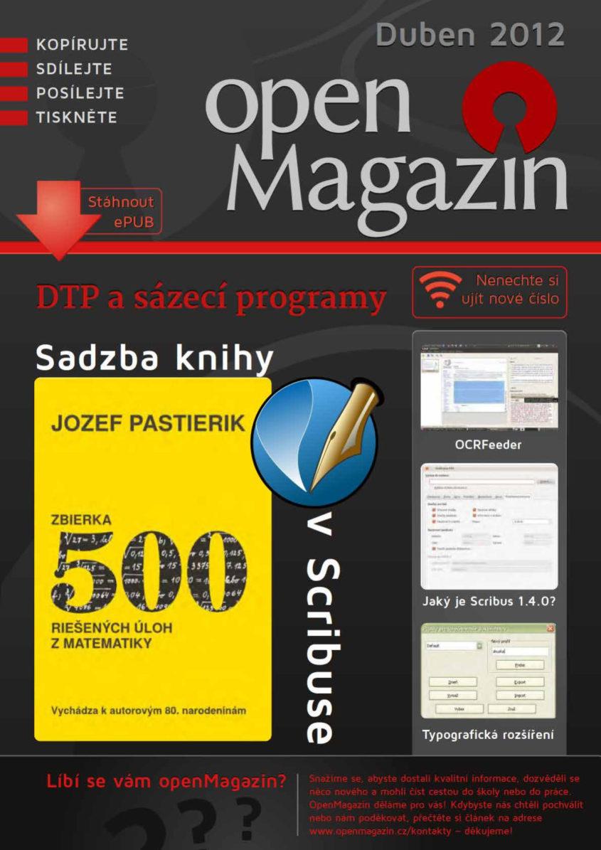 openMagazin 201204