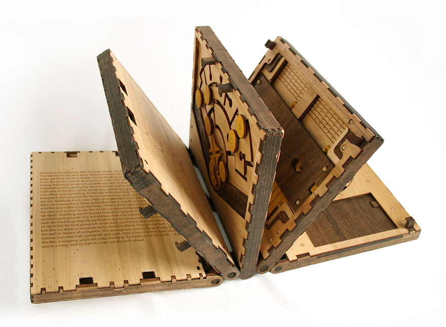 puzzle book unlock pages codex silenda brady whitney 1