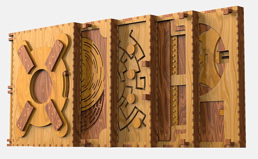 puzzle book unlock pages codex silenda brady whitney 11a