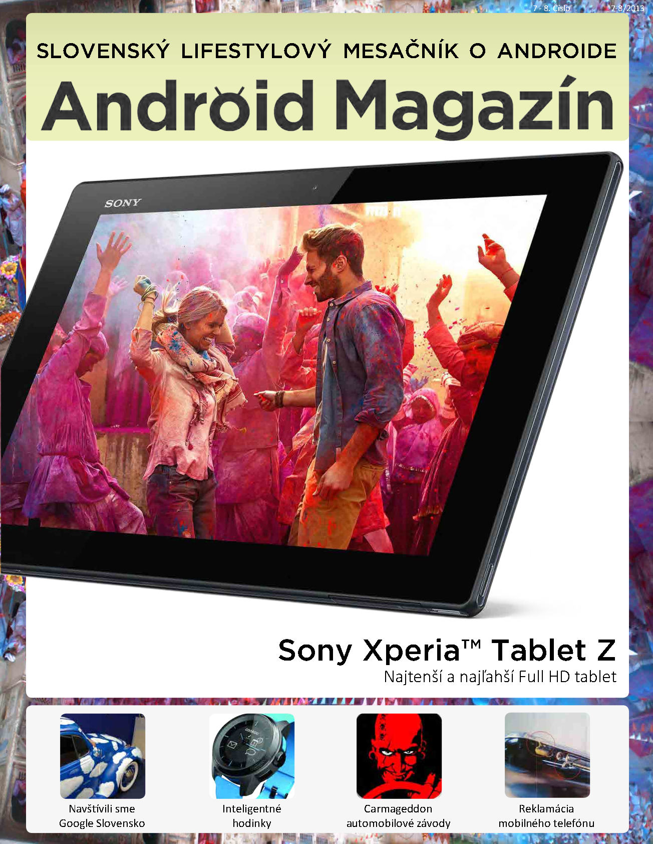 Android Magazin 07 08 2013