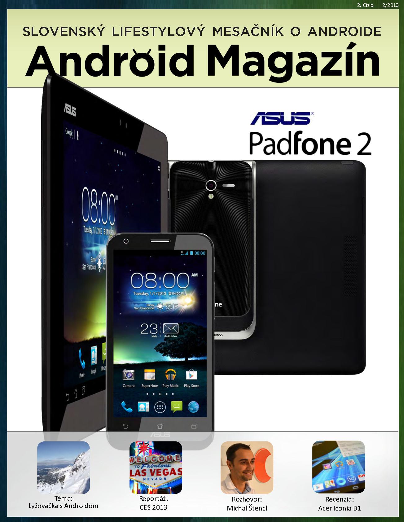 AndroidMagazin 02 2013