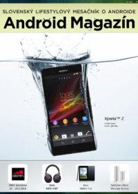 Android Magazín – Marec 2013