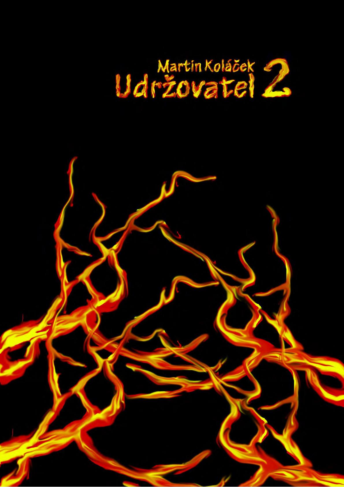 Udržovatel 2 – knižní seriál