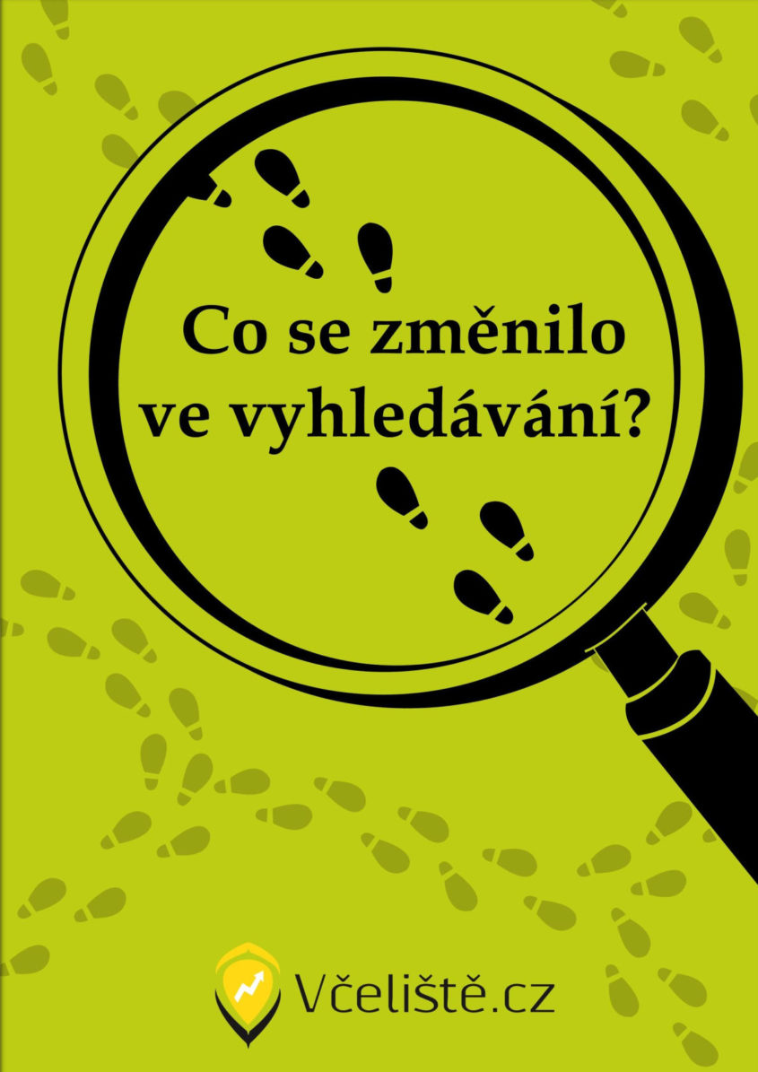 ebook co se zmenilo ve vyhledavani