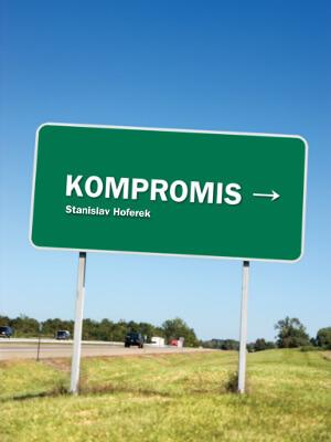 kompromis obal