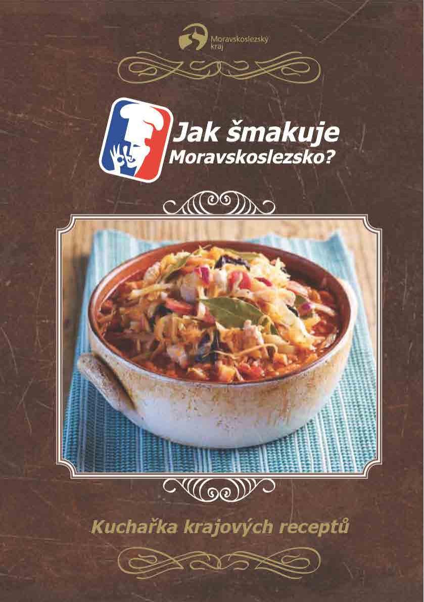 Kuchařka krajových receptů I.