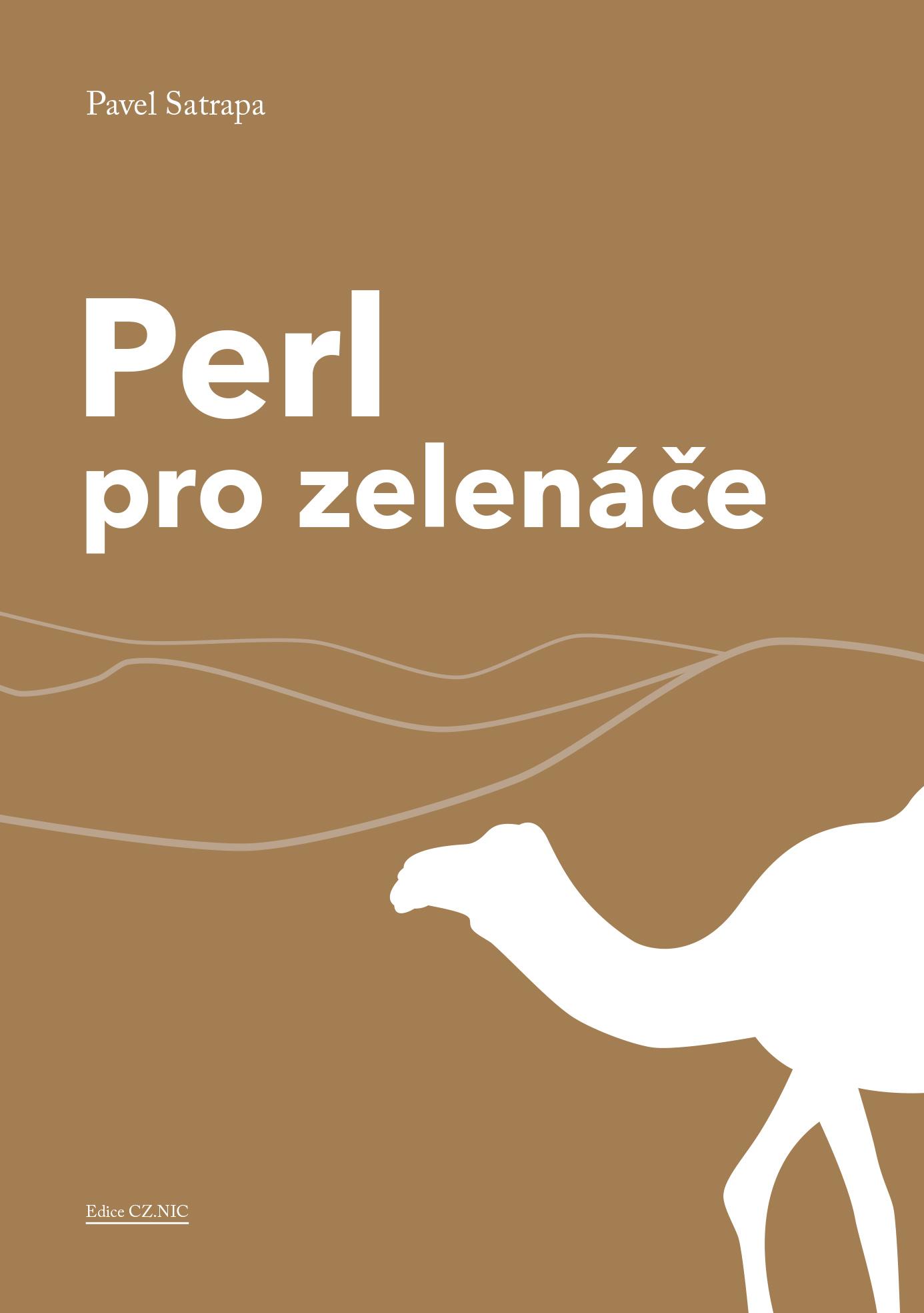 """""""PERL PRO ZELENÁČE (3. VYDÁNÍ)"""", PAVEL SATRAPA"""