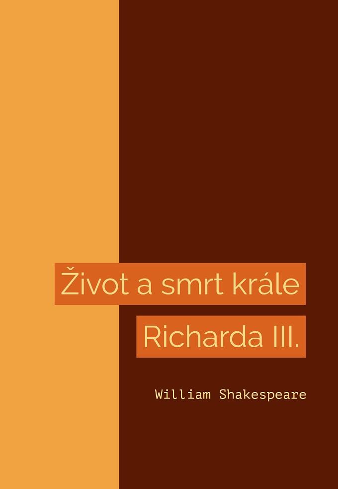 Život a smrt krále Richarda III.