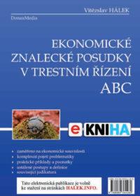 Ekonomické znalecké posudky v trestním řízení