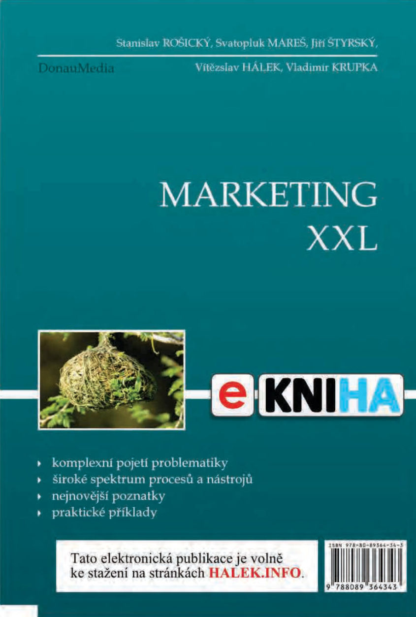 HALEK.INFO e kniha marketing xxl