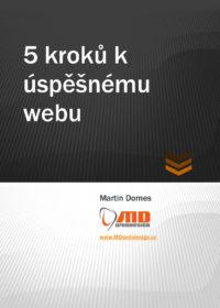 5 kroků k úspěšnému webu