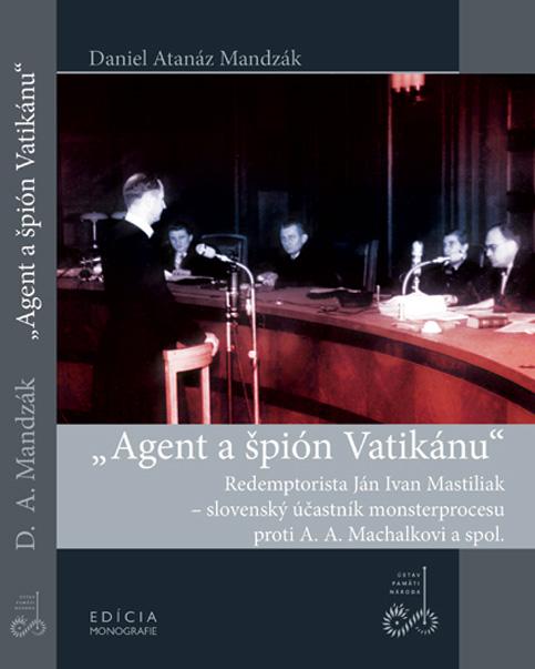 Agent a špión Vatikánu