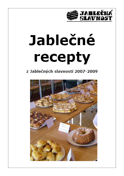jablecne recepty