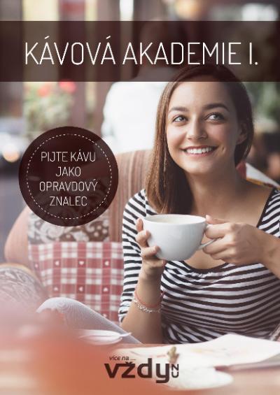 kavova akademia pijte kavu jako znalec