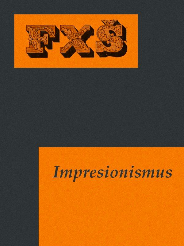 Frantisek Xaver Salda Impresionismus