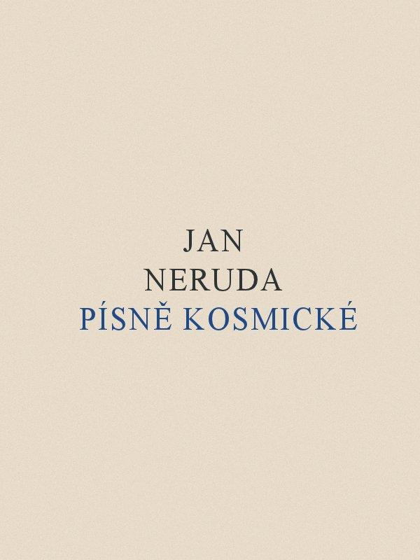 Jan Neruda Pisne kosmicke