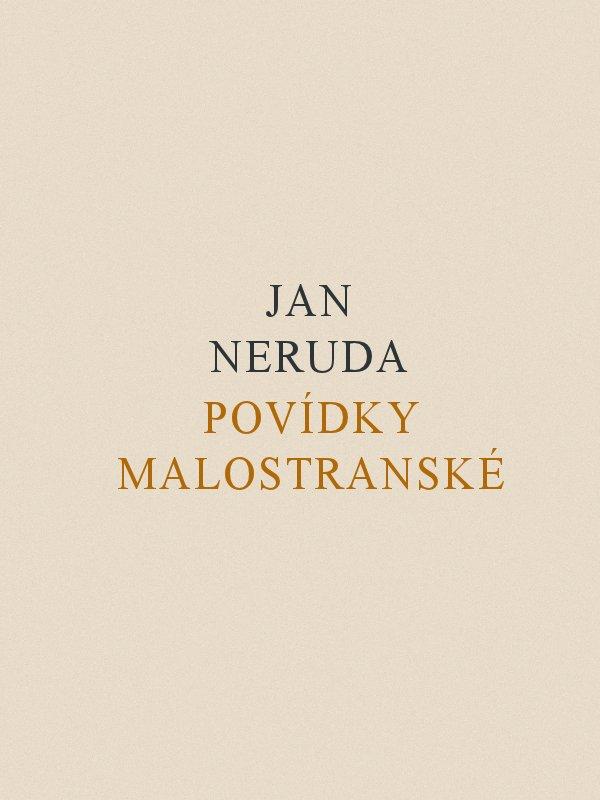 Jan Neruda Povidky malostranske
