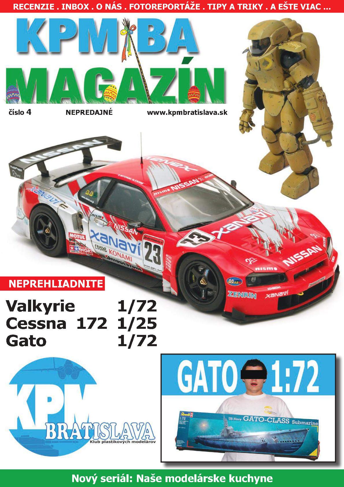 KPM BA Magazin 4