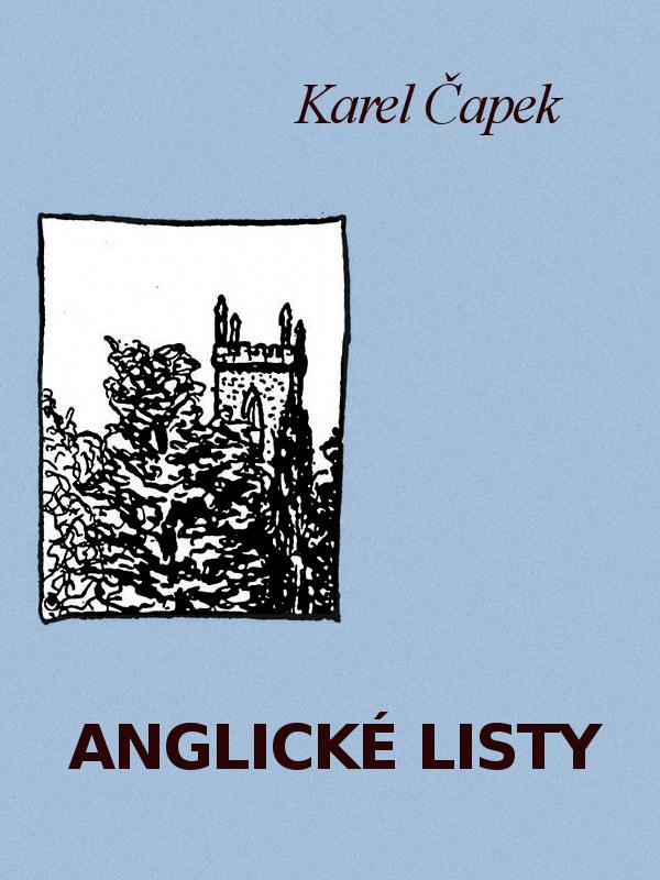 Karel Capek Anglicke listy