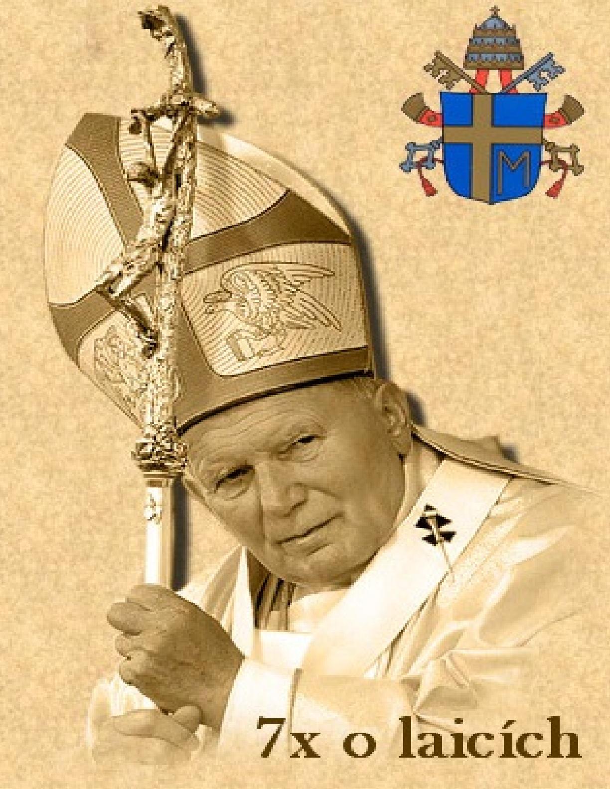 Jan Pavel II – 7x o laikoch