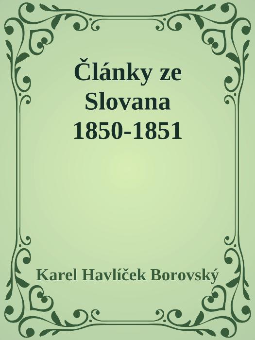 clanky ze slovana