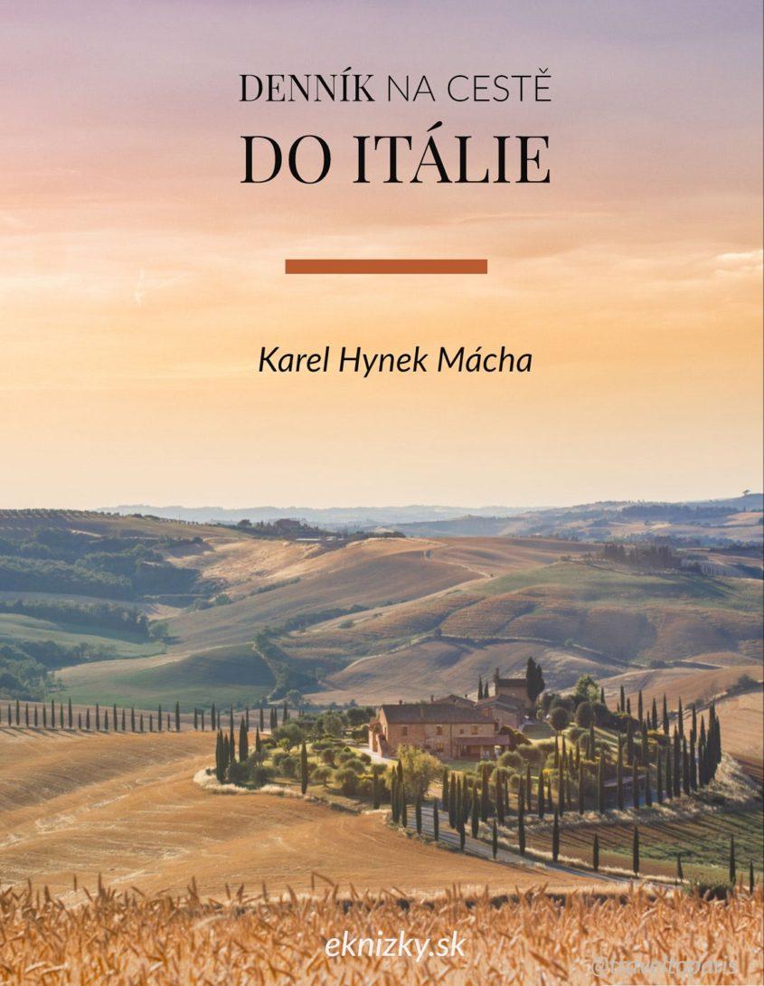 dennik na ceste do italie