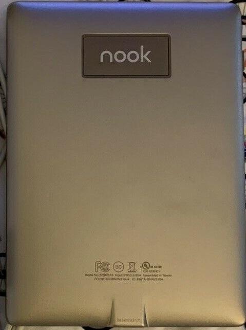 Barnes Noble NOOK GlowLight Plus eReader