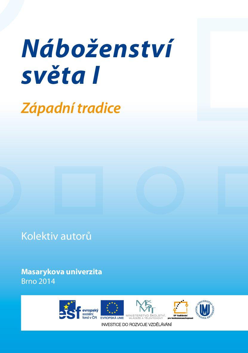 Nabozenstvi sveta I. Zapadni tradice pdf