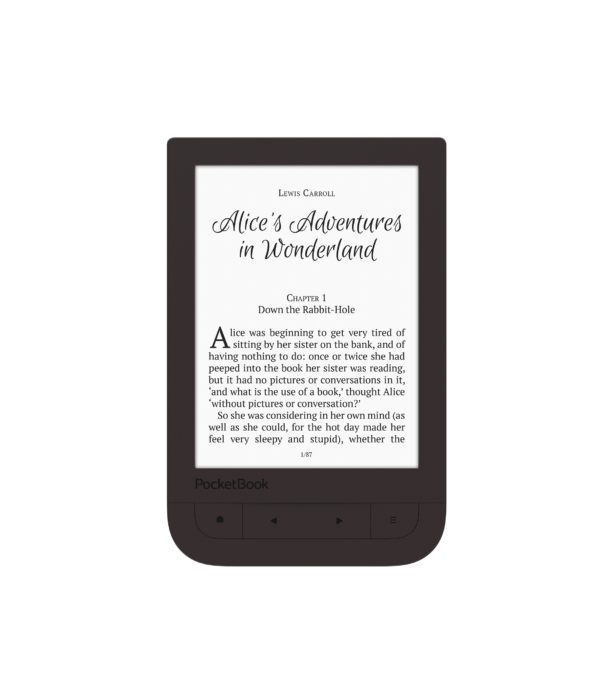 1 en pocketbook reder cover eink device ebook book touch hd 2