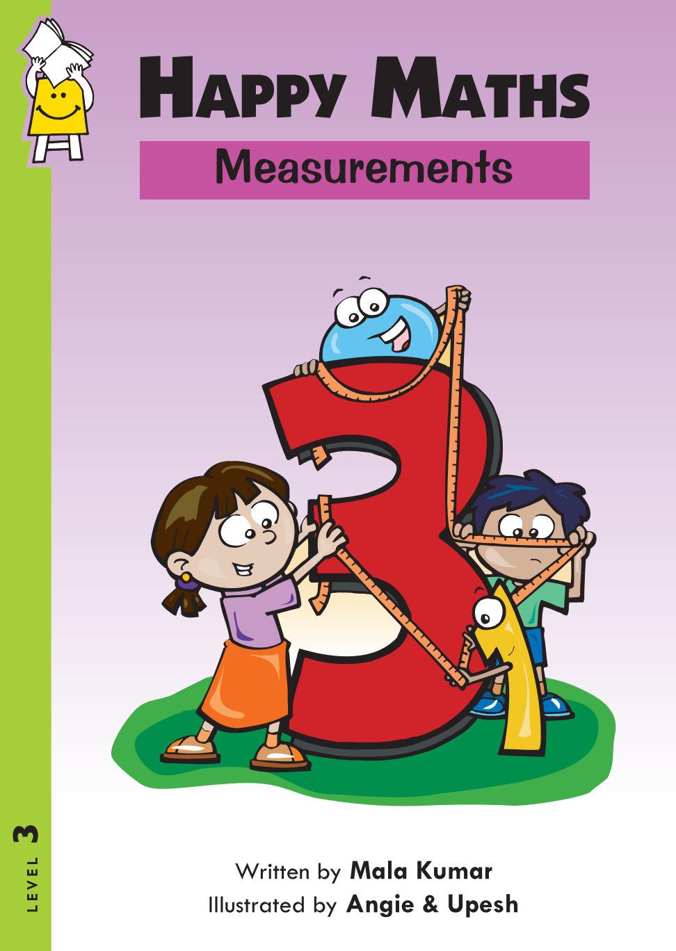 Happy Maths 3 – Measurement
