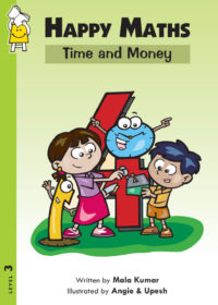 Happy Maths 4 – Time and Money