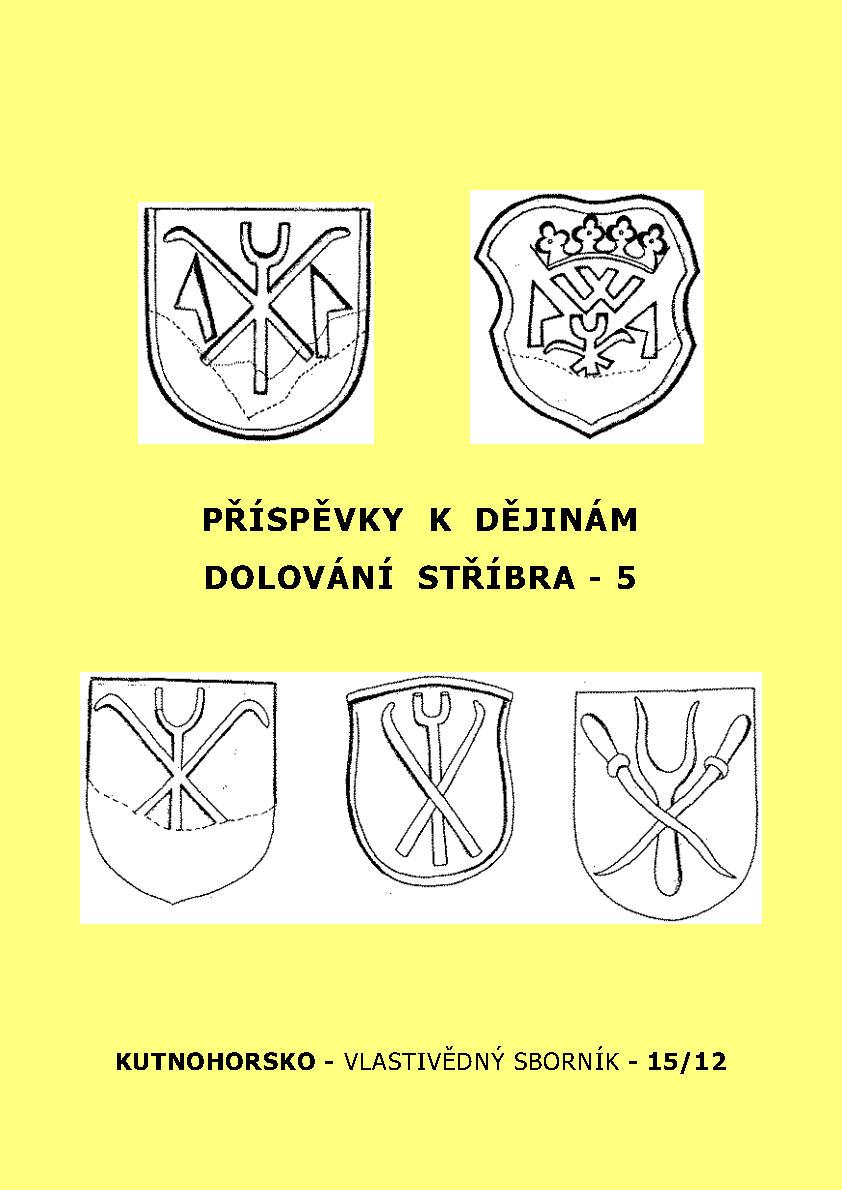 cover kutnohorsko vlastivedny sbornik 15 12
