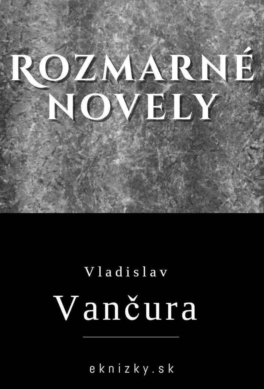 Rozmarne novely Vancura