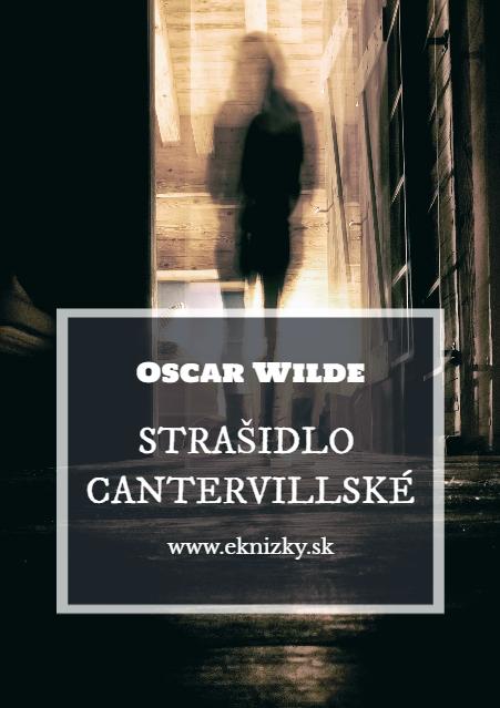 Strasidlo cantervillske Oscar Wilde