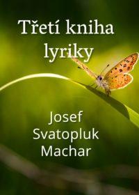 Třetí kniha lyriky